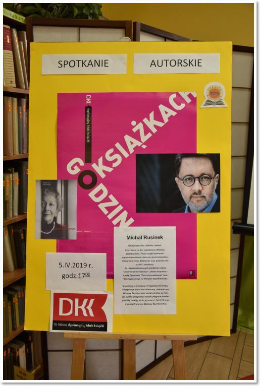 b9f7be07f0e58e Biblioteka Publiczna Gminy i Miasta im. J. Przybosia w Strzyżowie
